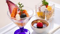 【個室食】【九州在住者・限定】通常価格より1000円OFF!和洋折衷コース料理プラン【一泊2食】