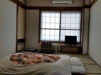 【朝食付き】アメニティー無し2名様和室個室4.5〜6畳
