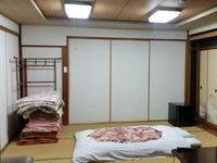 【朝食付き】【訳あり】アメニティー無し2〜4名様和室4.5畳〜6畳