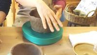 【有馬の陶芸体験】ここでしか出来ない!創作陶芸体験◆有馬温泉焼『温馨窯』コラボプラン<1日2組限定>