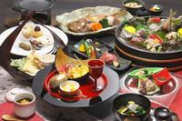 【春夏旅セール】【ささ游スタンダードstyle】自慢の創作会席料理を愉しむ旅