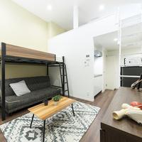 2泊から4泊の連泊割引プラン★キッチン・洗濯機付き! 広さ21平米☆4名様まで宿泊可