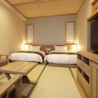 【寝室が別々で2部屋!】グループ・2世帯旅行に最適★最大25%オフ★広々客室へ全員集合♪