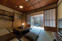 【素泊まりプラン】京都の町家一棟貸切り( 完全プライベート空間・お子様添い寝無料・禁煙)