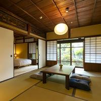 内庭が望める蔵元邸宅の格式 103室【3名定員】54平米