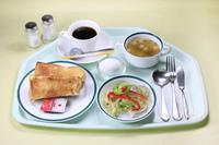 「朝食付き」今だけお得!!ミニ洋朝食付きシングルプラン