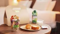 【数量限定】女性におすすめ♪ホテルTHE BASICS FUKUOKAの朝食ボックス付きプラン