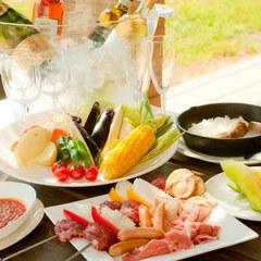 ★1日2組限定★【 BBQ・ 朝食付】手ぶらで楽ちんイタリアンバーベキュープラン