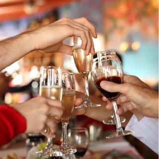 【飲み放題】【1泊2食付】グループでの旅に!イタリアンディナー&フリードリンクプラン