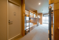 4F個室・二段ベッドタイプ(7名利用)