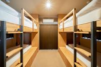 5F個室・二段ベッドタイプ(5名利用)
