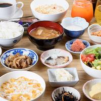 スタンダードプラン(和食バイキング朝食付き)◆Wi-Fi OK!◆JR金沢駅より徒歩4分