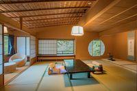 期間限定◆10%OFF 数寄屋造りのお部屋に泊まる-懐石料理と温泉を味わうプラン-