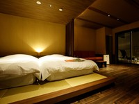 平屋◆デザイナーズ和洋室 露天風呂・寝湯付【東向き】