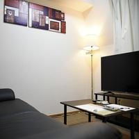 2連泊以上の長期滞在でも自炊で安心♪♪マンションタイプ個室なので広々ゆっくり滞在!