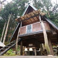 TREE HOUSE◆バンガロー 隣接ユニットハ゛ストイレ
