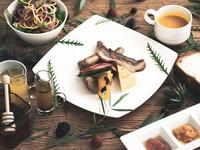 シンプルステイプラン【ボタニカルがテーマの朝食フルブッフェ付】