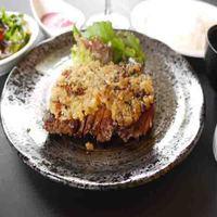 【岩手県産牛を2種類のソースで味わう】県産牛サーロインステーキセットプラン