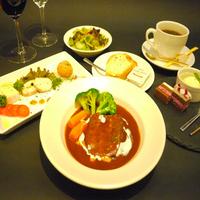 【期間限定】 絶品!柔らか牛たんシチューの洋食ディナープラン