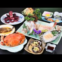 【名鉄海上観光船20%OFF】スタンダード-2食付-◆漁師宿の海鮮料理を召し上がれ♪