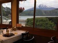 【夕朝食付き】富士桜ポーク100%使用ジューシーハンバーグ等のコース料理と洋朝食(ペット同伴可)