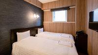 【禁煙】カジュアルツイン/ベッド幅80cm 2台/15平米