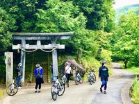 自転車レンタル&ガイド付き【里山散走ツアー】プラン