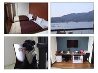 ペット同宿のお部屋は瀬戸内海宮島見える和洋室【禁煙】