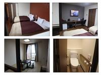 ◆宮島を眺める和モダン◆和洋室6畳+2ベッド(バス無)2階