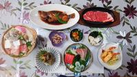 【2食付◆グレードUP】贅沢!ボリュームたっぷり<壱岐牛ステーキ>付★