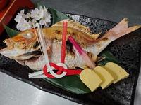 【敦賀真鯛】敦賀真鯛と四季懐石 節目門出にごゆっくりお過ごしください。1泊2食付き