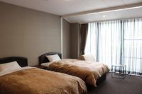 洋室【208号室】川側の静かなお部屋です。