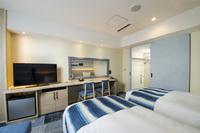 Group Room【4名】24平米 Twin Room