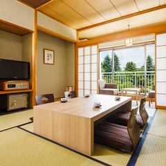 モデレート和室【富士山眺望】