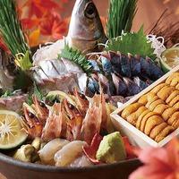 天草海の幸 贅沢盛り合わせプラン 1泊2食バイキング