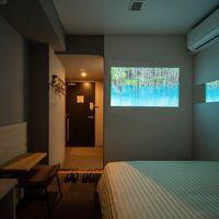 ◆朝食付き◆シアタールーム全室禁煙■150cm幅ベッド1台