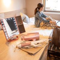 ◆朝食付き◆レディースルーム体験モニタープラン〜女性に美と癒しの空間を〜ダブル特典