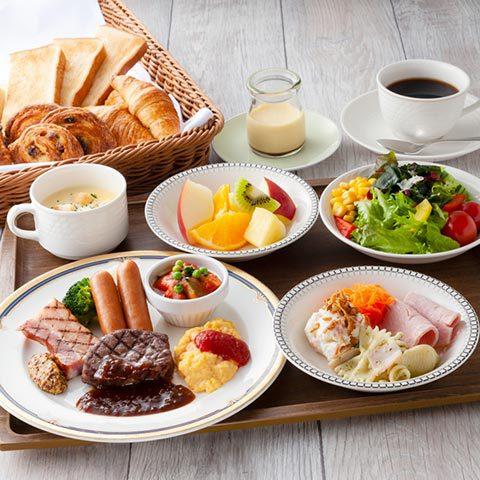 【秋冬旅セール】【朝食付き】27階専用ラウンジ利用可能♪最上階「グランヴィアフロア」プラン