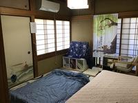 和室の部屋 日ノ熊