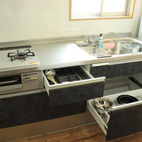 【7泊〜素泊り】約60平米!1LDKツインキッチン付 洗濯機&乾燥機無料【ウィークリープラン】
