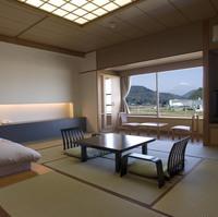 富士を眺めるリラックスモダン和室(42〜46平米)【禁煙】
