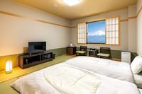 ホテル一押し!富士山側の和室(2名利用)