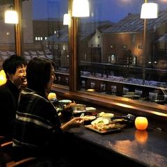 ◆【最上階・特別室限定】運河を望む展望風呂客室〜≪料理長おまかせ厳選美味会席≫〜