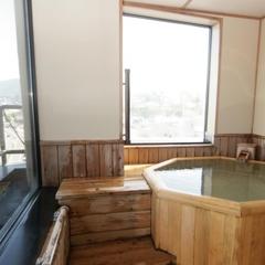 檜の展望風呂付特別室Bタイプ【禁煙室】