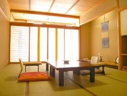 【部屋食】一番多くご予約頂いている和室10畳以上のお部屋