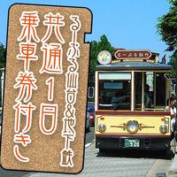 □「るーぷる仙台&地下鉄共通1日乗車券」付 素泊り(食事なし)プラン