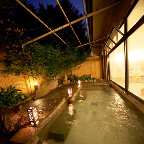 【客室WIFI可】●1泊素泊まりプラン●平面駐車場無料!自家源泉の温泉宿