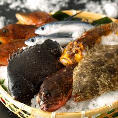【山口県屈指のA5等級幻の阿東牛を食す】 冬野菜と寒魚特選味わいコース