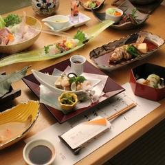 【迷ったらコレ!!】料理宿の旬食材でおもてなし♪1泊2食付スタンダードプラン