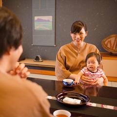ママも安心、ベビママプラン(マタニティ)☆貸切露天風呂45分サービス